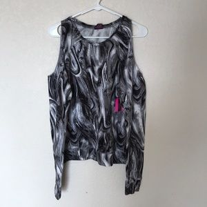 Material Girl Marble Long Sleeve